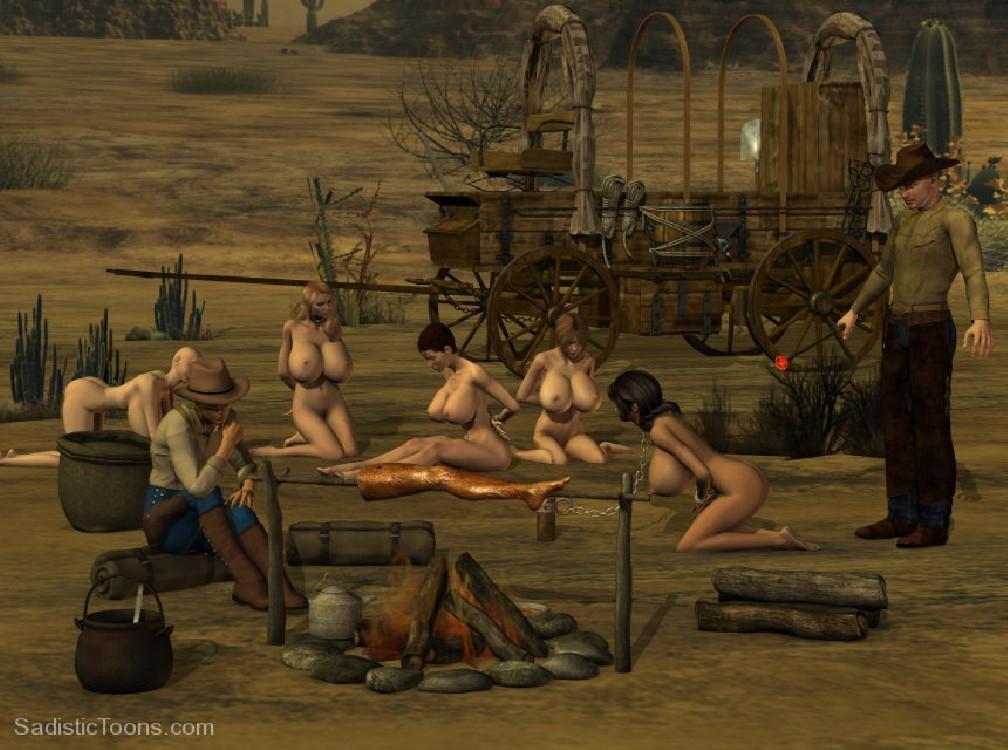 тюрьма для рабынь фото