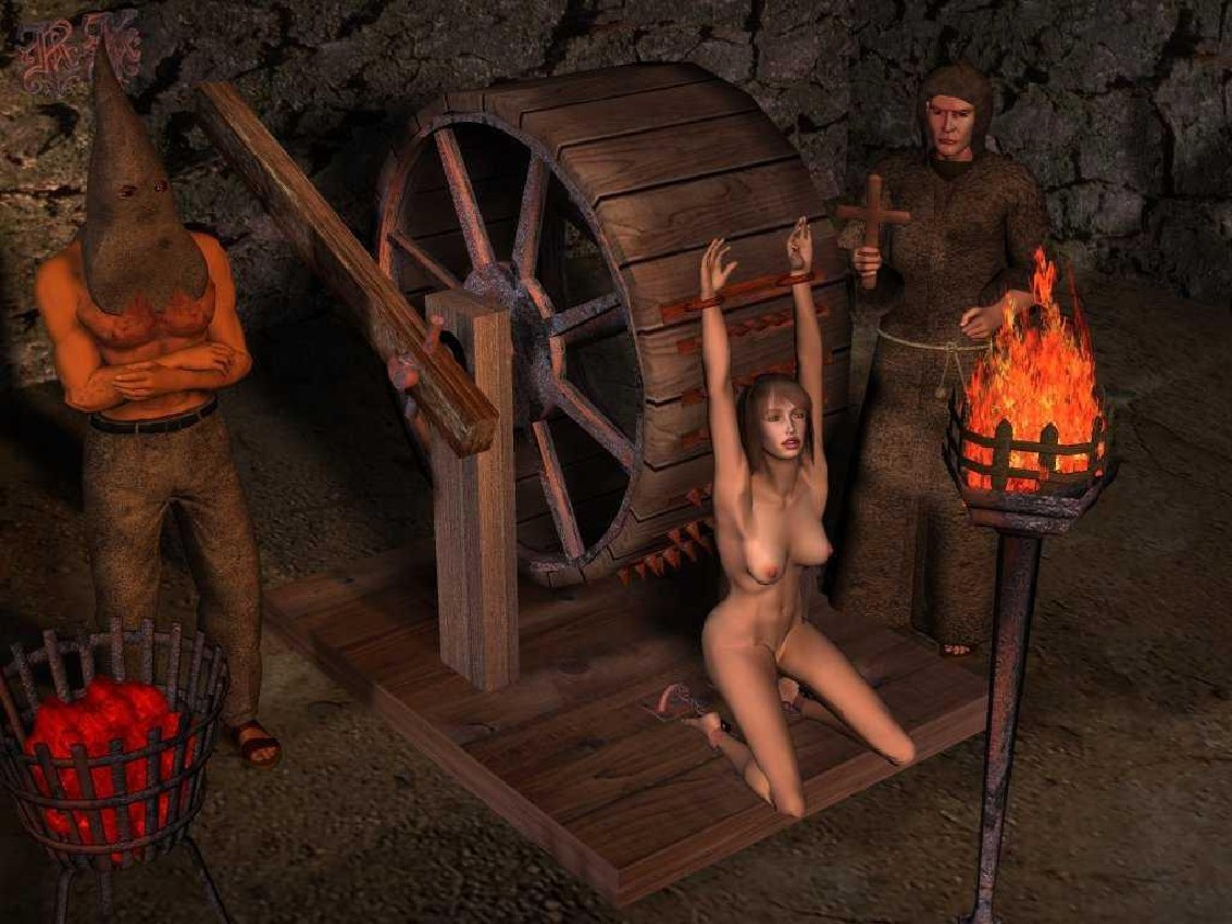 Сексуальные пытки девушек